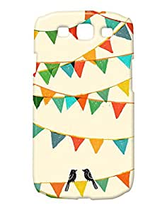 Pickpattern Back cover for Samsung Galaxy S3 i9300
