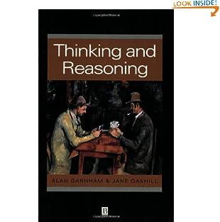 Thinking and Reasoning (Paperback)