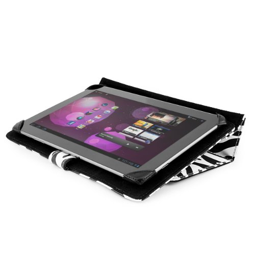 Soho Long-wearing Nylon Standing Folio Case for Dell XPS 10 / Dell Latitude 10