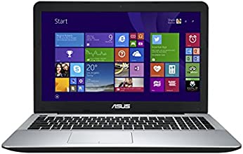 "ASUS X SERIES X555LD-XX056H - Portátil de 15.6"" (Intel Core i7 4510U, 8 GB de RAM, Disco HDD de 1 TB, NVIDIA GeForce GT 820M con 2 GB, Windows 8), negro -Teclado QWERTY Español"