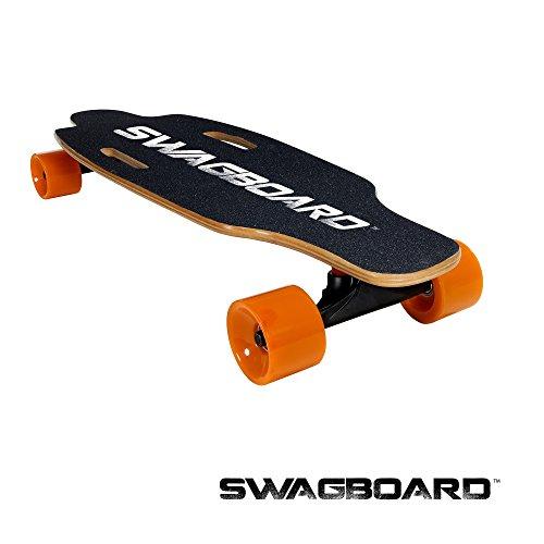 Swagboard NG-1 NextGen Electric Boosted Longboard - Motorized Electric Skateboard with Wireless...
