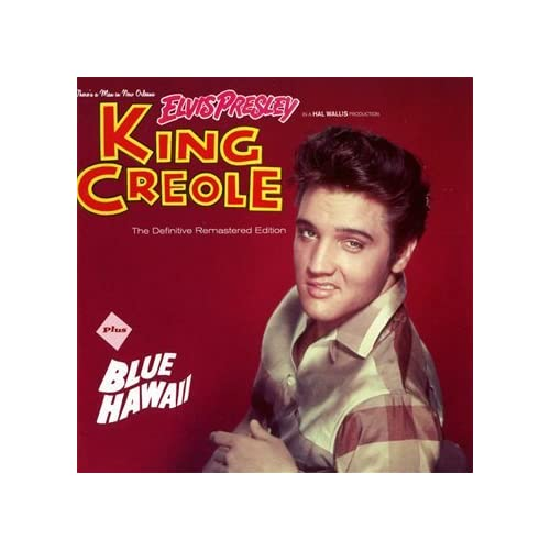 King-Creole-Blue-Hawaii-bonus-tracks-Elvis-Presley-Audio-CD