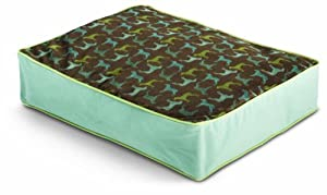 Crypton William Wegman Rotator Pet Bed, Medium, Pomelo