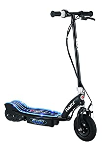 Buy The Razor Glow E100 Electric Scooter in Black