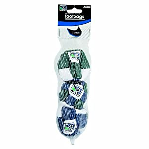 MLS Three Pack Soccer Foot Bags