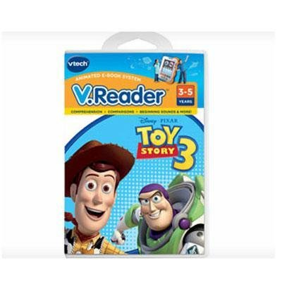 Imagen de Seleccionado V Book Reader Toy Story 3 por VTech Electronics