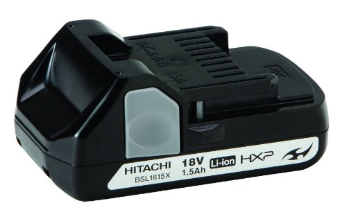 Hitachi 330139 18-Volt 1.5-Amp Hour BSL1815X Lithium Ion Battery