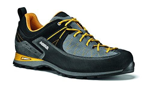 Asolo Salyan Mm, Scarpe da camminata ed escursionismo uomo Grigio Gris (42.5 , GRIGIO)