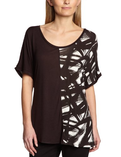 Manoukian T-Shirt Nero M