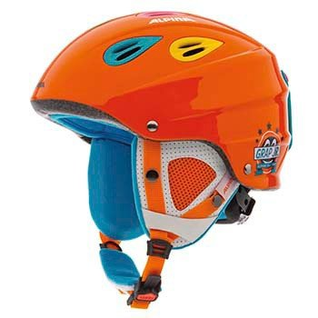 ALPINA Kinder Skihelm Grap Junior