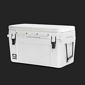 Buy Brute Outdoors 800103 White 75 Quart Sports Cooler Seat Cushion by Brute Outdoors