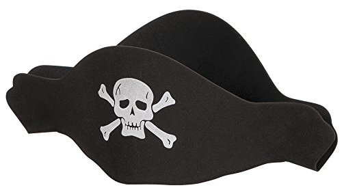 Foam Pirate Hat - 1