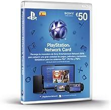 Comprar Tarjeta PlayStation Network 50