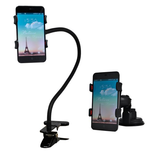 Bestek 2 supporti porta cellulare cell holder universale - Porta iphone auto ...