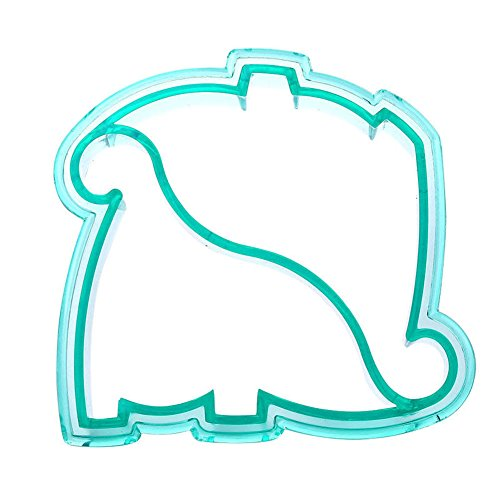 Read About Fashionclubs Kids Sandwich And Bread Press Cutter Maker Mould (dinosaur)
