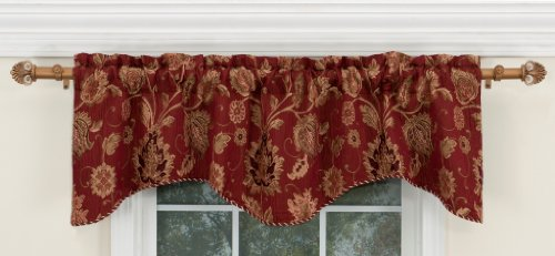 renaissance-home-fashion-melbourne-chenille-scalloped-valance-with-cording-burgundy-52-inch-by-17-in