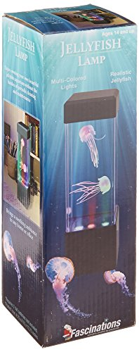 Fascinations Home Décor Jellifish Lamp