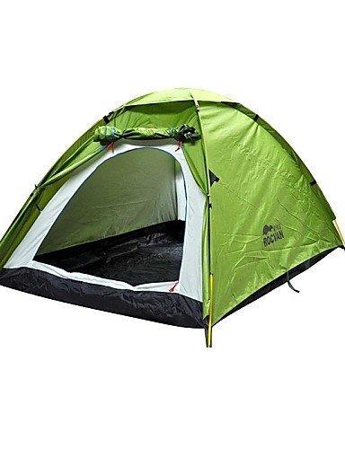 ZQ-ROCVAN-3-Season-A067-2-Person-Double-Layer-Fiberglass-Pole-Camping-Tent