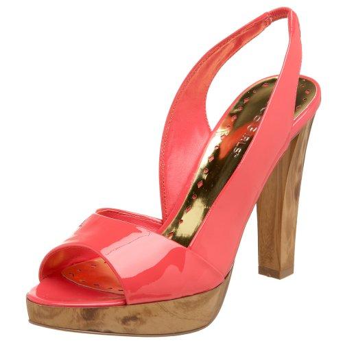 BCBGirls Women's Warren High Heel Sandal