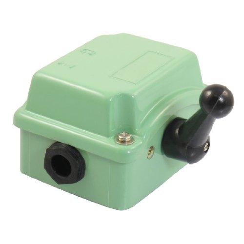 500V 15A 2 Position 3 Pole Motor Starter Protector