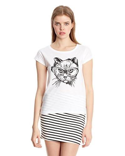Miss Cute Camiseta Manga Corta