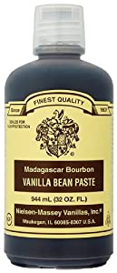 Nielsen-Massey Vanillas Madagascar Bourbon Vanilla Bean Paste, 32 Ounce