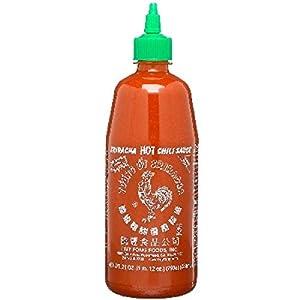 Huy Fong Sriracha Hot Chili Sauce - 28 oz
