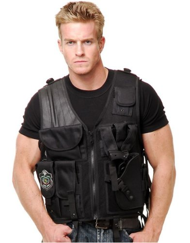SWAT Team Tactical Vest