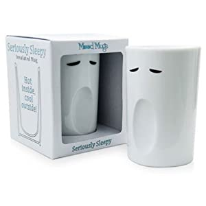 Thabti Humorous Morning Tired Mood Mug