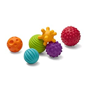 Infantino Textured Multi Ball Set from Infantino