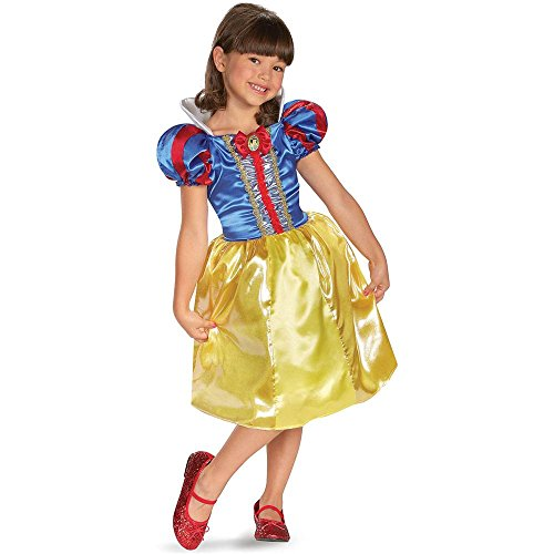 Snow White Sparkle Classic Kids Costume