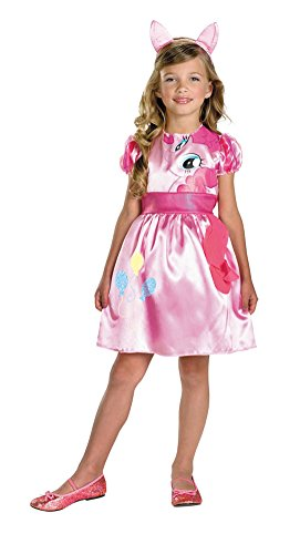 girls - Pinkie Pie Magic Of Canterlot Toddler Costume Halloween Costume