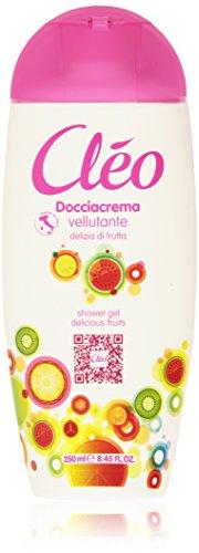 Clã©O - Docciacrema, Vellutante Delizia Di Frutta - 250 Ml