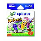 Toy / Game Leapfrog Explorer Learning Game: Mr. Pencil Saves Doodleburg (Works With Leappad & Leapster)