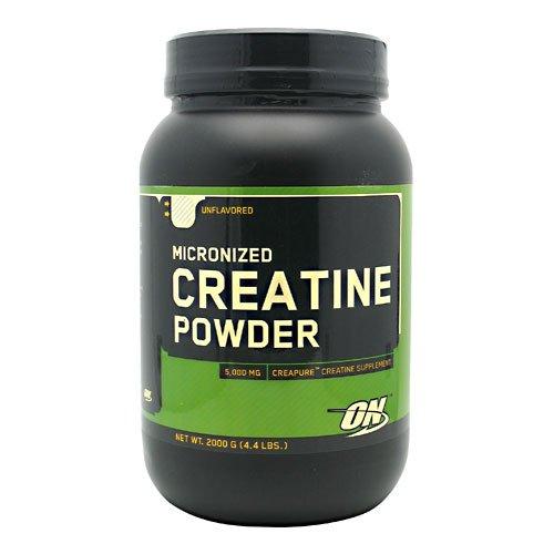 Optimum Nutrition Micronized Creatine Powder Unflavored -- 5