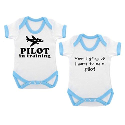 2er-pack-pilot-in-training-when-i-grow-up-baby-bodys-mit-blau-kontrast-trim-schwarz-print-gr-68-weis