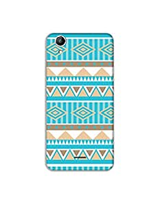 Micromax Canvas Selfie Q345 nkt02 (45) Mobile Case by Mott2 - Tribal Differen... (Limited Time Offers,Please Check the Details Below)