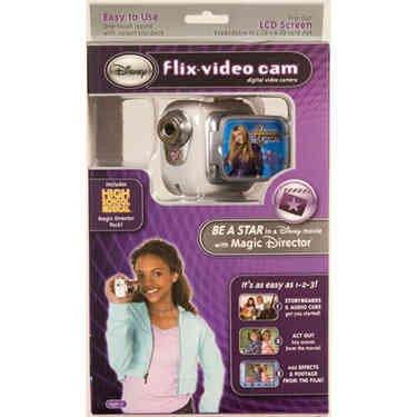 Disney Flix Video Camera