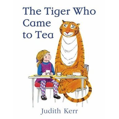 The Tiger Who Came To Tea (Hardback)