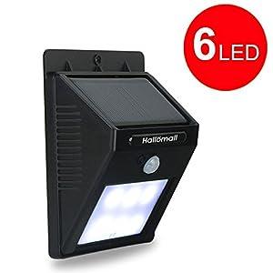 Amazon Com Bright Outdoor Solar Lights Motion Sensor