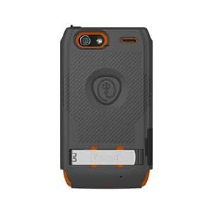 Trident Build Your Own KRAKEN A.M.S. Case for Droid Razr Maxx - Retail Packaging - Black/Orange