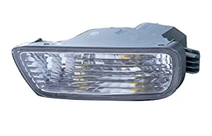 Toyota Tacoma Replacement Turn Signal Light Assembly - 1-Pair