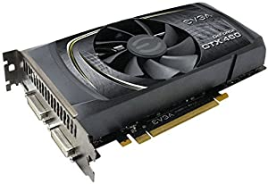 EVGA GeForce GTX 460 FPB, 1024MB GDDR5, PCI-E 2.0, Dual DVI, miniHDMI, SLI Ready Graphics Card (01G-P3-1361-KR)