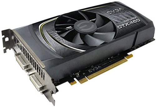 EVGA GeForce GTX 460 FPB, 1024MB GDDR5, PCI-E 2.0, Dual DVI, miniHDMI, SLI Ready Graphics Card (01G-P3-1361-KR) (Evga Power Supply 450 compare prices)