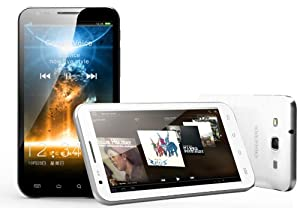 Unlock White N7300 Smartphone 8MP Camera 5.7'' HD Screen Android 4.1.2 3th High Spend MT6589 3G WIFI 1.2GHz 720 x 1280 pixels by Mango Natural