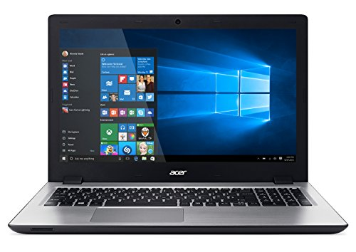 Acer v3 575g 156 inch notebook silver intel core i5 6200u 8 gb ram 2 tb storage nvidia geforce gtx 940m dvdrw windows 10