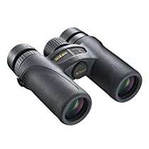 Nikon 7580 Monarch 7 10 x 30 mm Binocular (Black)