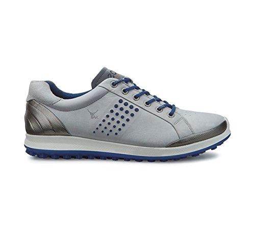 Ecco-Mens-Biom-Hybrid-2-Golf-Shoes-US-7-75-WhiteFire
