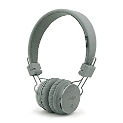 GranVela A816 Foldable Stereo Cordless Headphones High Performance Micro SD/TF Card Player Patent Designed Headsets...