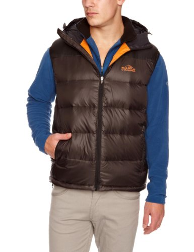 Bear Grylls Arctic Men's Gilet - Black Pepper/Black, X-Large